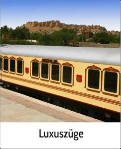 Luxuszug Indien Startseite Vielfalt Indien