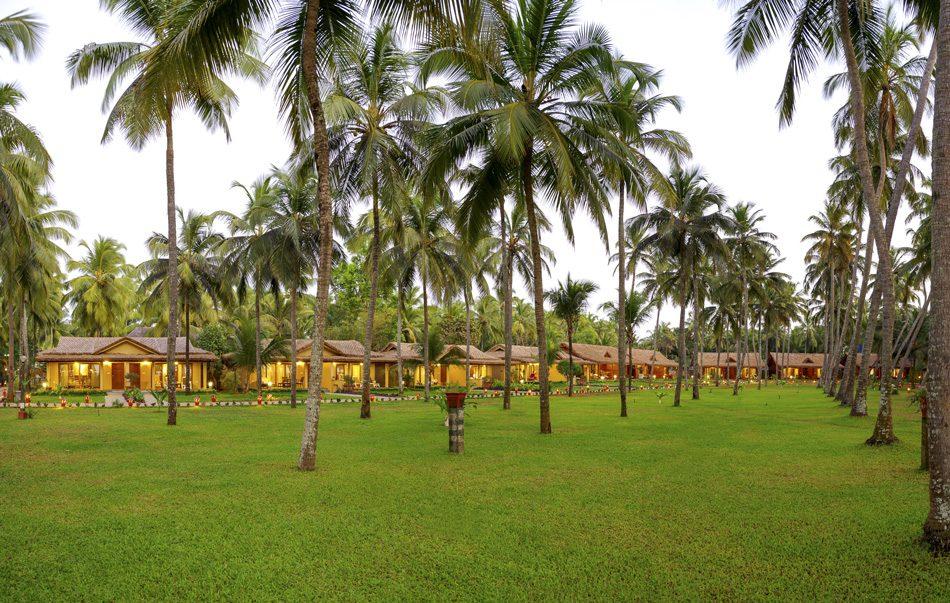 Sitaram Beach Retreat Garten