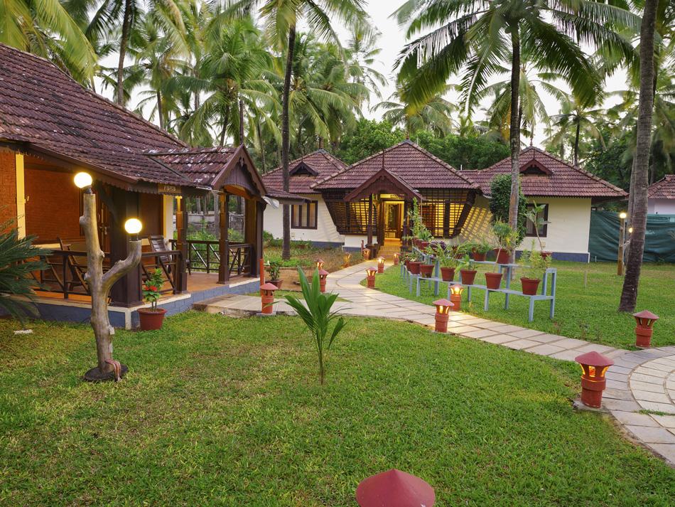 Sitaram Ayurveda Beach Resort