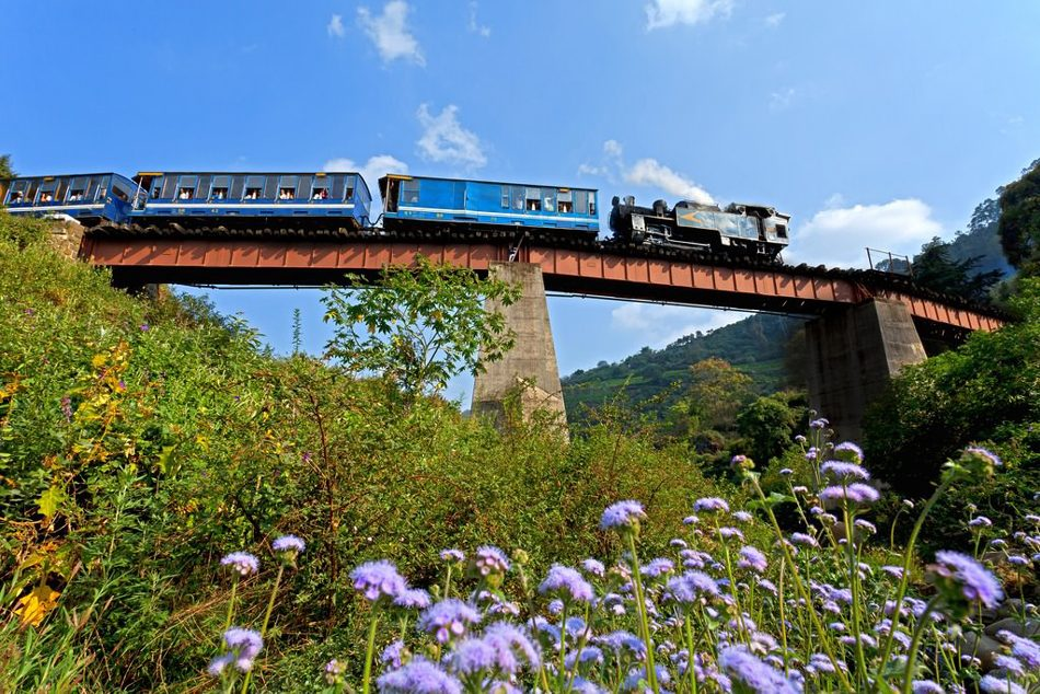 Ooty-Nilgiri-Express