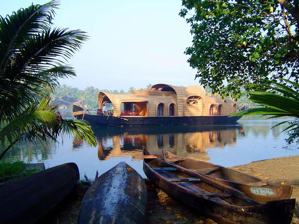 Hausboot-Kamalakshi