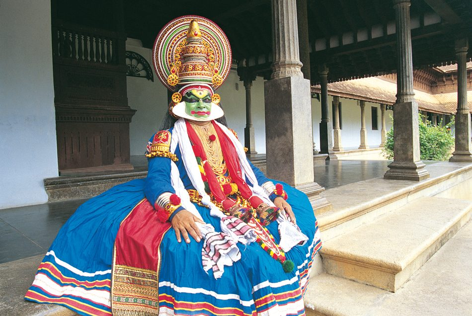 Kathakali-Taenzer-Cochin-IndT