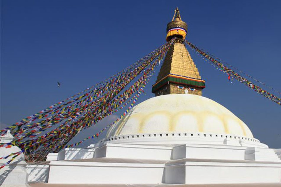 Nepal-Boudinath-Sher