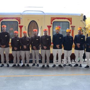 Palace on Wheels | Gruppenreise | Luxuszug