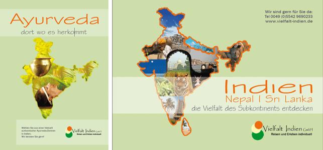 Katalog Vielfalt Indien