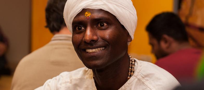 Palani - Reiseleiter unserer Ayurvedagruppenreise
