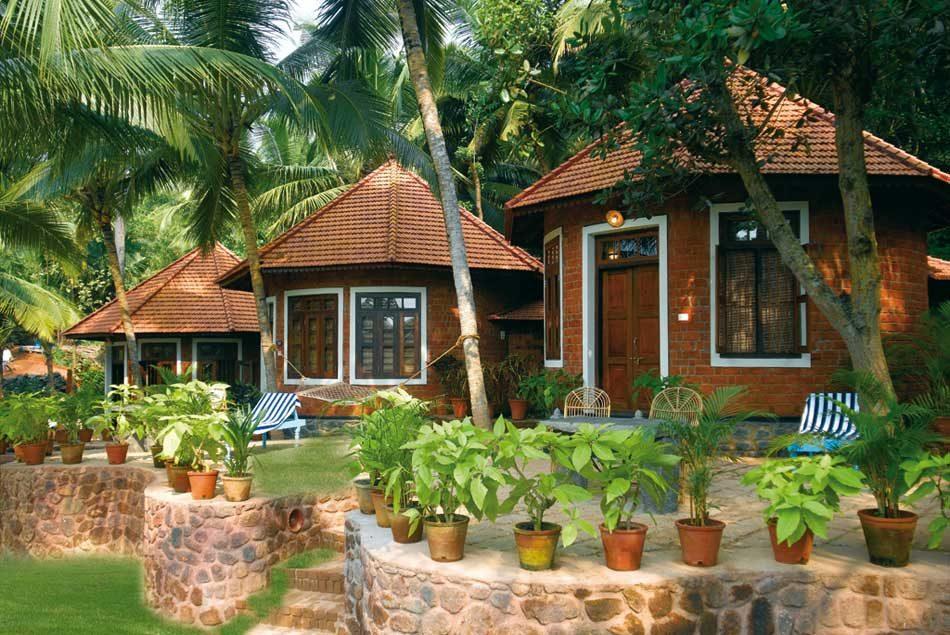 Manaltheeram Kerala Houses