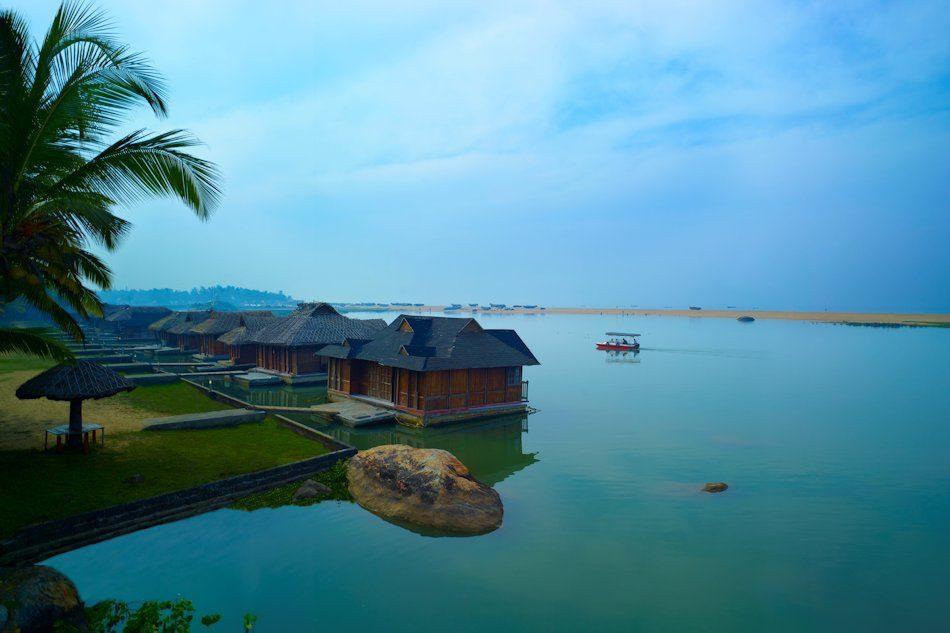 Poovar Island Resort Anlage