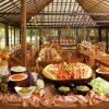 Poovar Island Resort Ayurveda Restaurant
