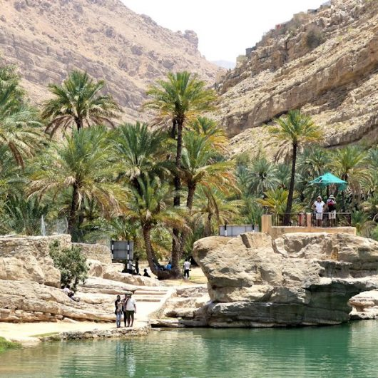 Gruppenreisen Oman