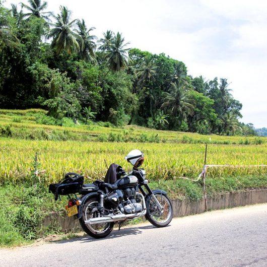 Motorradreisen in Indien