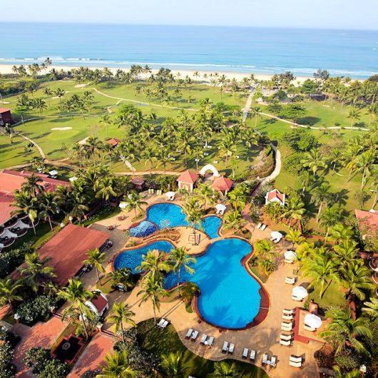 Caravela Beach Resort Süd-Goa