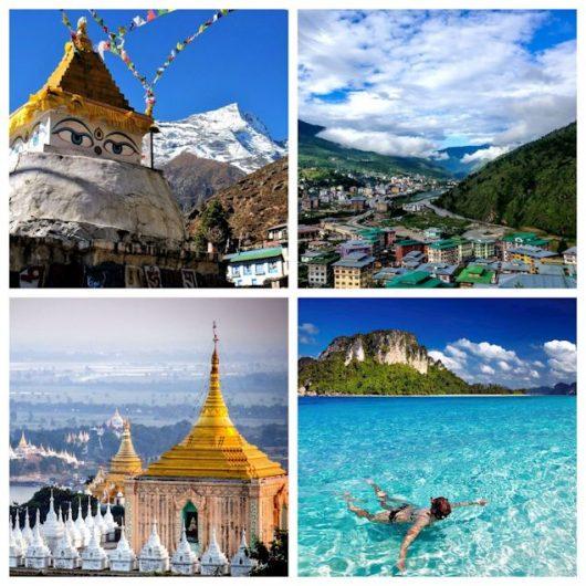 Schätze Asiens | Individualreise