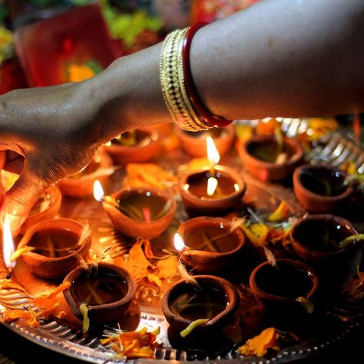 Diwali in Indien | Frauengruppenreise | deutschsprachig