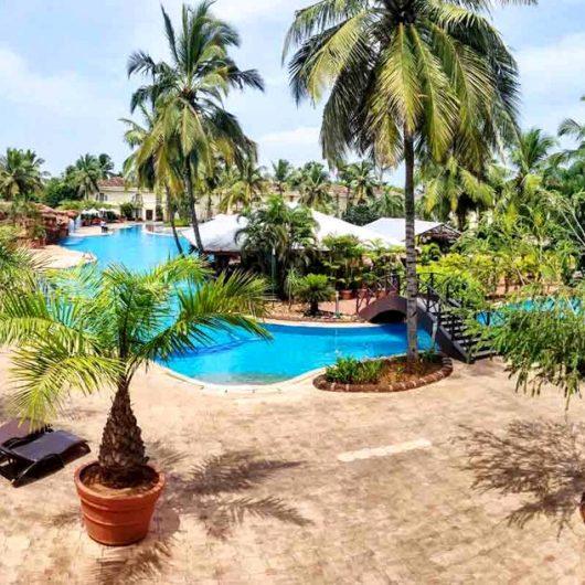 The Zuri White Sands Süd-Goa